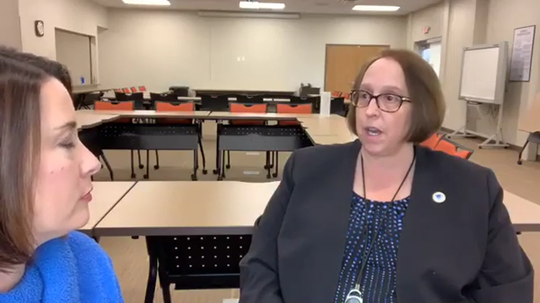 Kathrine Nero spoke with Dr. Lynne Saddler of the Northern Kentucky Health Department about what people need to know about the new coronavirus.
