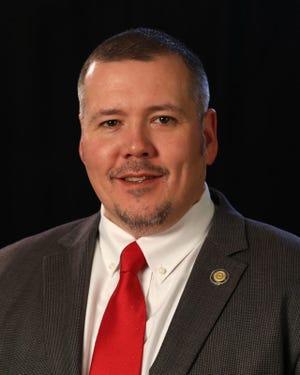 UAW Region 2-B Director Rich Rankin