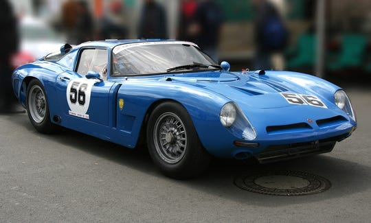 The Bizzarrini 5300 GT Strada was produced from 1964 to 1968. Giotto Bizzarrini was the car's chief engineer.