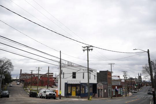 The Donut Shop will open in April on North Broadway near the intersection of Central.