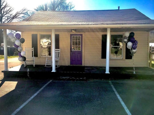 Studio 16 is at 6911 Central Avenue Pike.