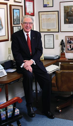 Wade Mountz was the former president of Norton-Children's Hospitals and the former president of Norton Healthcare.