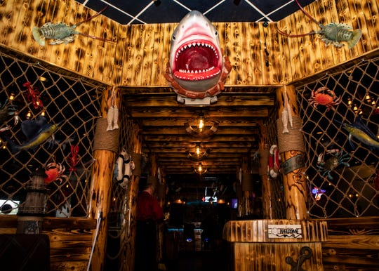 The newest location of Red Hook Cajun Seafood & Bar is at 2844 New Brunswick Road.