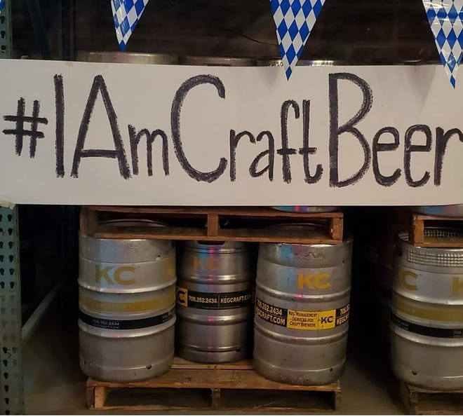 Milwaukee's first #IAmCraftBeer meetup is scheduled for March 15 at The Fermentorium Barrel House in Wauwatosa.