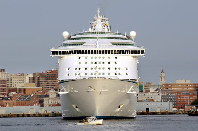 The State Department has warned against traveling on cruise ships during the coronavirus outbreak.