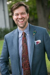 """James T. Farmer III, the author of """"A Place to Call Home,"""" is the keynote speaker for the Camellia Antiques & Interiors Show in downtown Montgomery."""