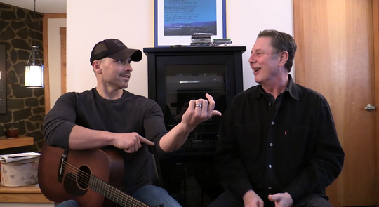 Jon Nite talks about songwriting with Bart Herbison.