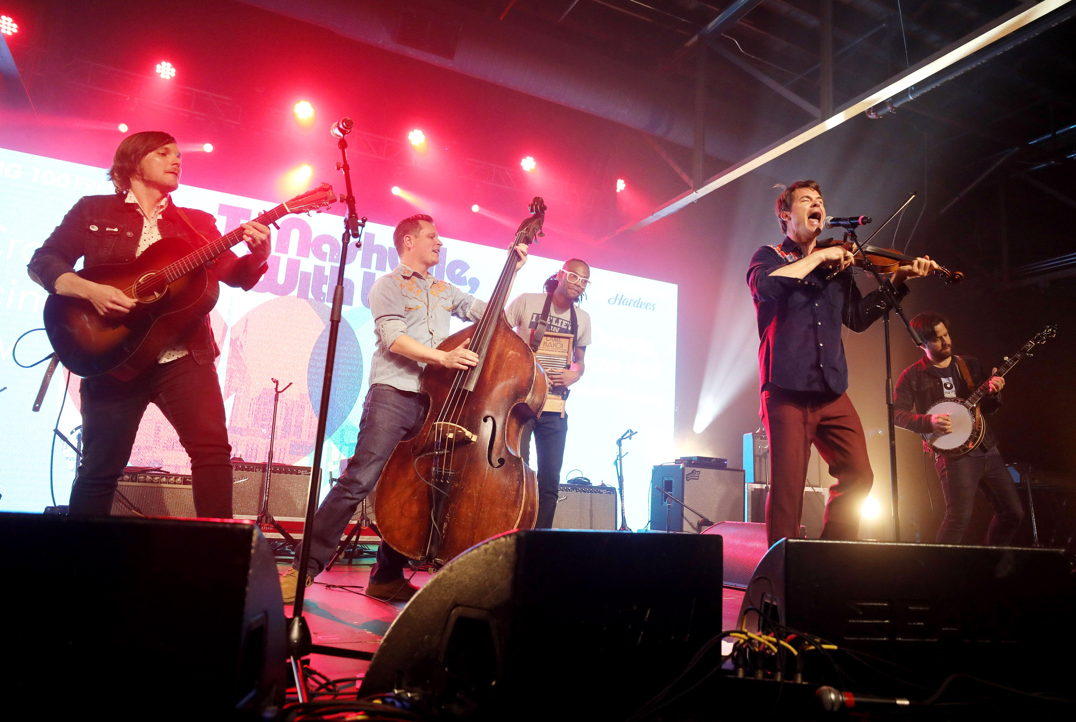 Old Crow Medicine Show write a rallying cry for Music City with new song,  Nashville Rising