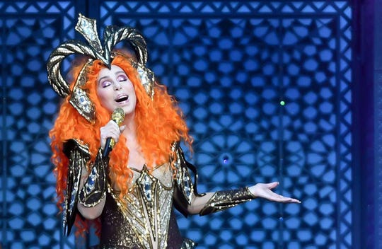 Cher is halting her current concert tour, including postponing a March 13 concert at FedExForum.