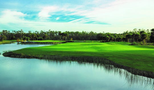 Naples Lakes Country Club earned high accolades with its number 6 ranking of the top golf courses in Florida.