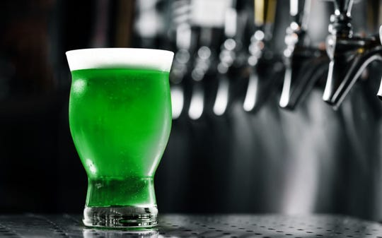 Yard House in Naples will serve green beer this St. Patrick's Day.