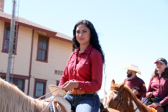 The 21st annual Cabalgata Binacional saw more women riders than in recent memory.