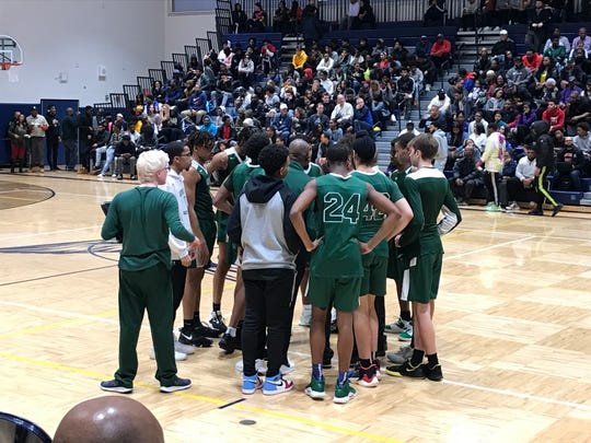 Birmingham Groves falls to Southfield A&T in the first round of district play.