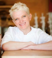 Tammie Coe, chef and owner of Tammie Coe Cakes and Hot Daisy Pizza.