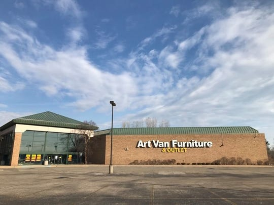 Art Van Furniture recently announced it is shutting down and began a liquidation sale at all its company-owned stores, including the store at 1234 32nd St. in Port Huron Township.