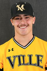 Cole Friese of Shippensburg has been a key contributor for a 14-4 Millersville team.