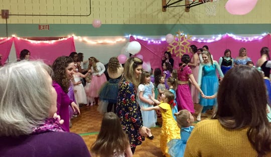 The Dover branch of the York YMCA will hold its annual Royal Tea Party on Sunday.