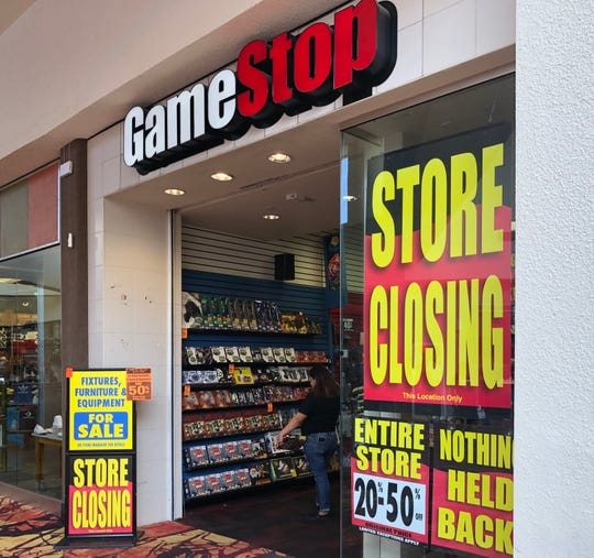 The Game Stop in the San Angelo Sunset Mall is set to close at the end of March 2020.