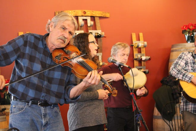 Paul Blondell will perform withRing of Kerryat 7:30 p.m. March 13 at Fillmore Auditorium.