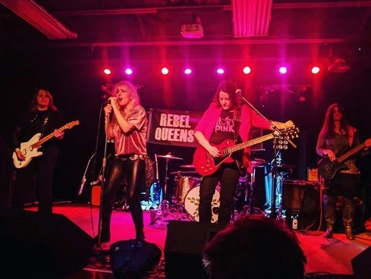 Rebel Queens will perform as part ofRebel-Lesqueat 7:30 p.m. March 13 at Pioneer Place on Fifth.