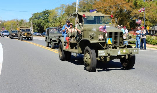 Camp Gordon Johnston WWII Museum is celebrating the 25th Annual Camp Gordon Johnston Days on March 13-15, 2020 in Carrabelle.