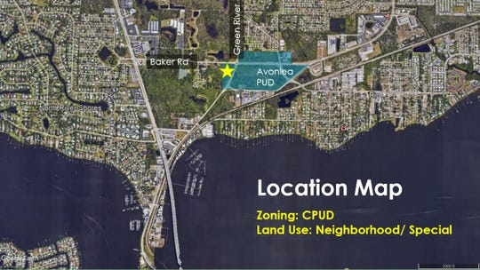 Proposed development in Stuart, Avonlea Crossing, is intended to be workforce housing for the city's middle class. The proposed development would include 69 homes on four acres near Baker Road.