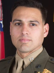 Capt. Moises A. Navas, a special operations officer from Germantown, Md., suffered fatal wounds while accompanying Iraqi Security Forces during a mission to eliminate an ISIS stronghold in a mountainous area of north central Iraq. He was 34 years old and assigned to 2nd Marine Raider Battalion.