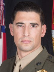 Gunnery Sgt. Diego D. Pongo, a critical skills operator from Simi Valley, suffered fatal wounds while accompanying Iraqi Security Forces during a mission to eliminate an Islamic State group stronghold.