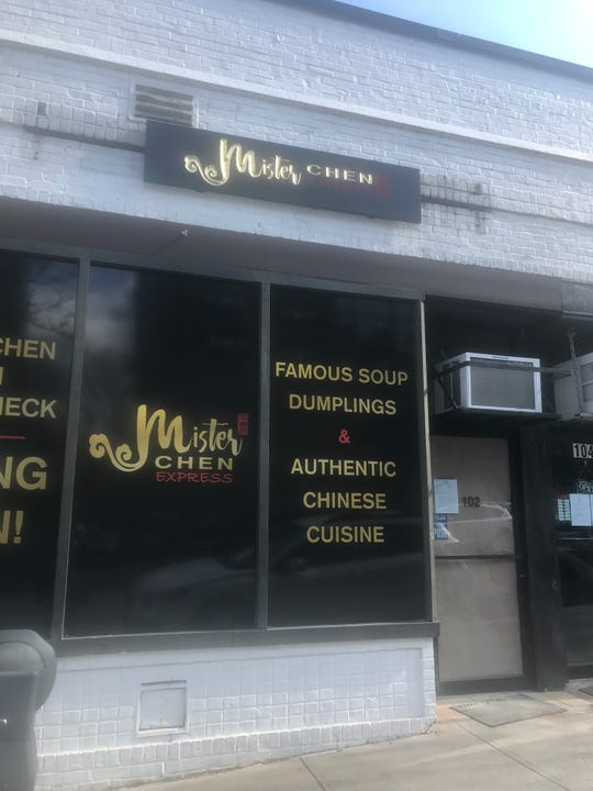 Mister Chen, with a location in Mamaroneck, is coming soon to Garth Road in Scarsdale.