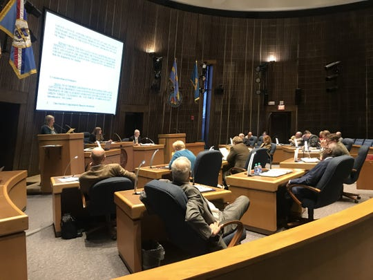 The New Castle County Council voted to override County Executive Matt Meyer's veto to give legislative aides, secretary and clerks a raise of over 10%.