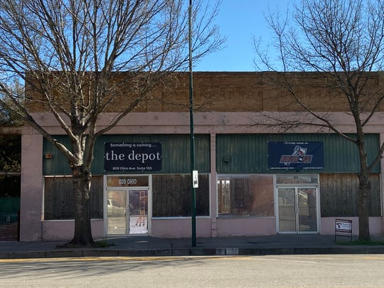A property at 809 Ohio is under renovation for use as two new entertainment venues. Owners Denton and Cynthia Keltner, who also own the Half Pint Restoration Room and Tap Hall, were approved by the 4B board for up to $50,000 toward a fire suppression system at this property.