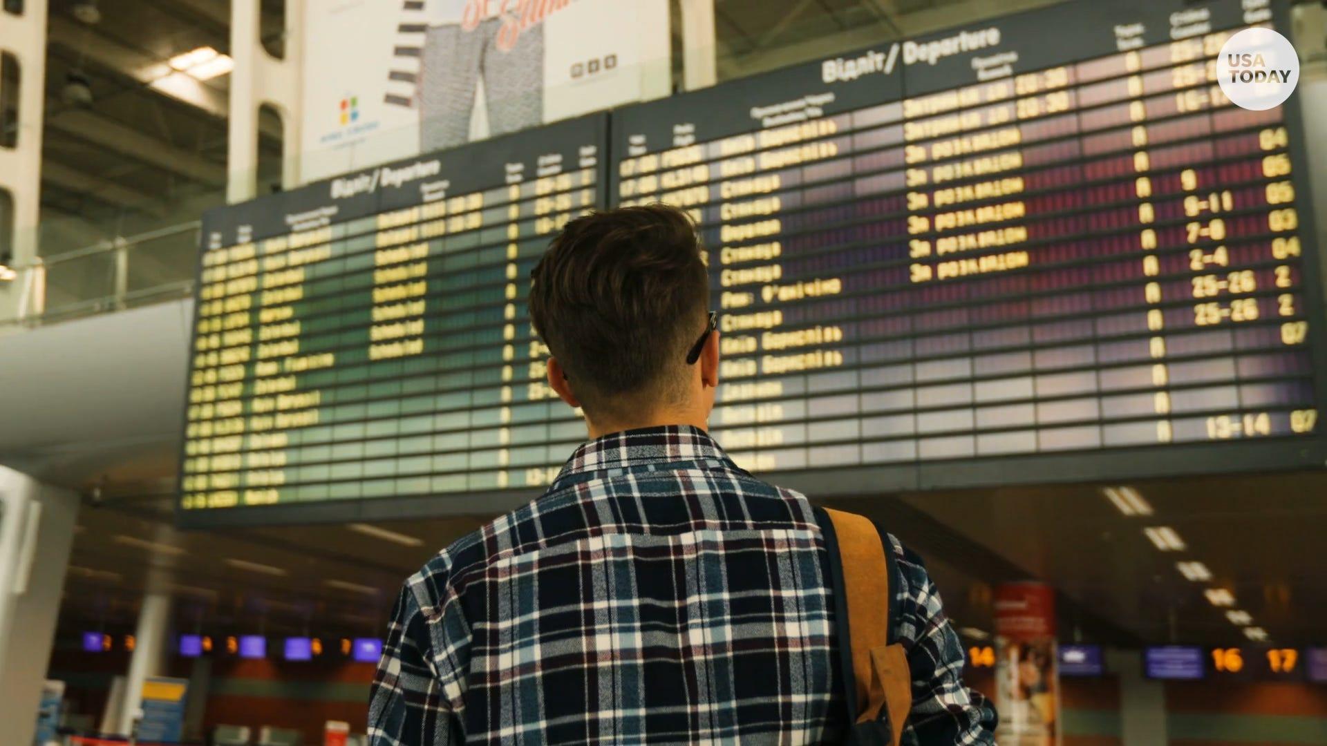 One of the world's longest flights to return