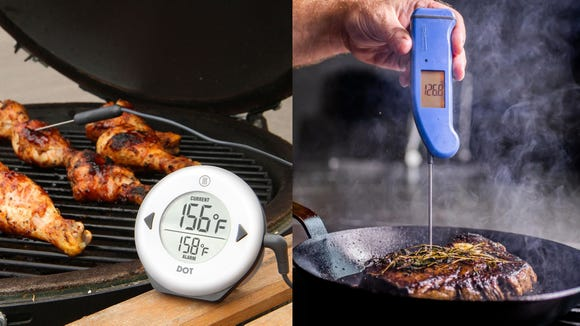 Professional chefs swear by Thermoworks thermometers—and they're on sale.