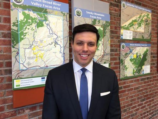 Canton Mayor Zeb Smathers