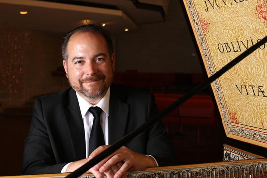 Paul Cienniwa is the new full-time Executive Director of the Binghamton Philharmonic Orchestra.
