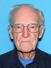 George Robbins, 94, is missing from Palm Bay. He is described as having a thin build with thinning gray hair.