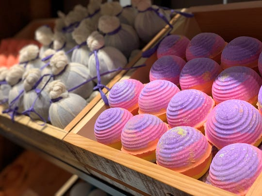 Lush Cosmetics features handmade, 100% vegetarian products for hair, face and body. It will open its doors Monday, March 16, 2020 at La Palmera mall in Corpus Christi.