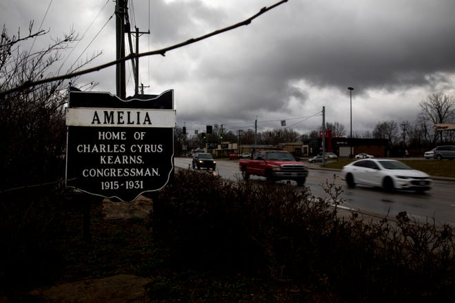 Curaleaf Holdings Inc. says it surrendered a license to make medical marijuana products in Amelia in part because the village dissolved and the site was incorporated into Batavia Township, which has a ban on medical marijuana businesses.