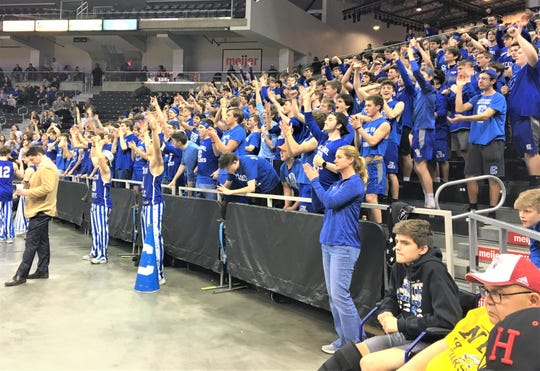 CovCath Colonel Crazies, March 10, 2020