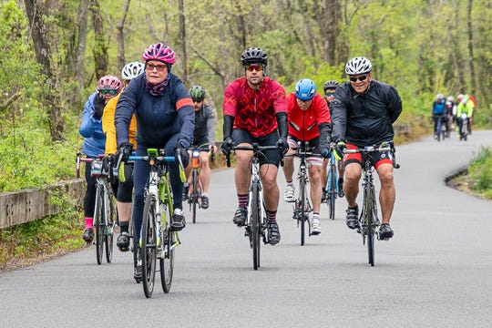The Tour de Franklin Charity Bike Ride, will be held on Sunday April 26.