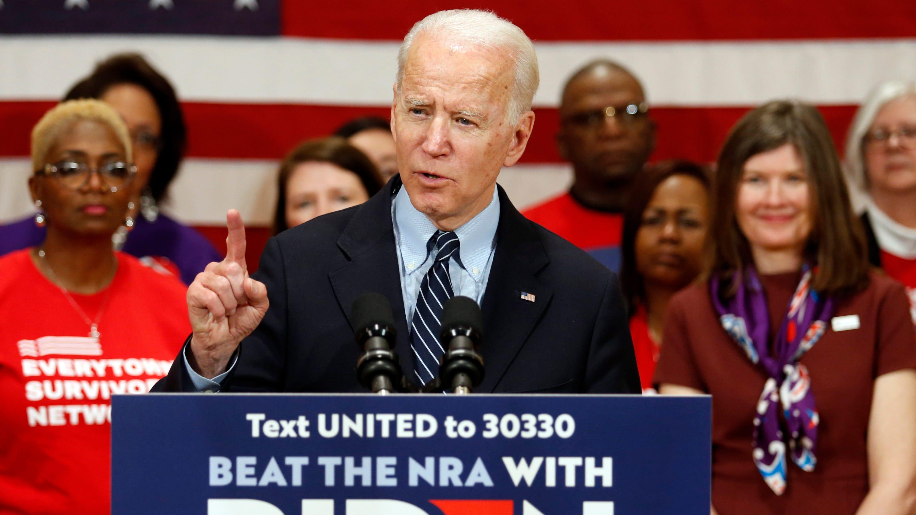 Opinion: Biden's health care plan abandons older Americans