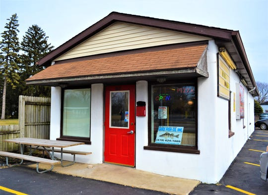 Dean Henry's small pizza shop in Clyde has had a big impact on the community as he continually supports charitable causes across the county.