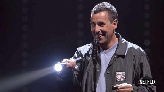 Adam Sandler has postponed all March tour dates, including his March 17 show in Greenville.