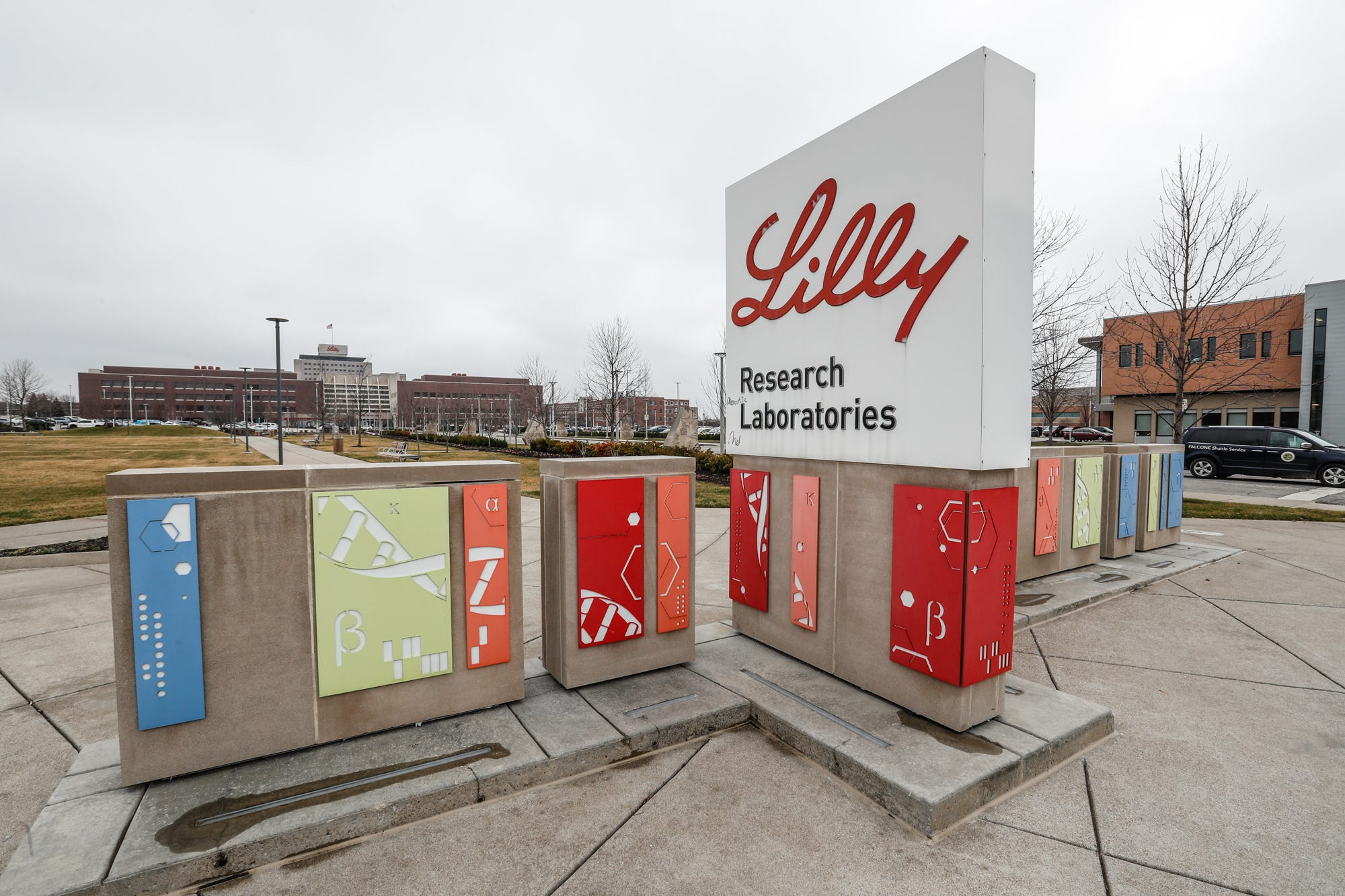 Eli Lilly To Offer Coronavirus Testing In Indiana