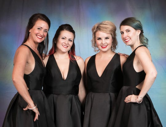 The Take 4 Quartet has been winning singing contests across the region this year, and are looking for more.