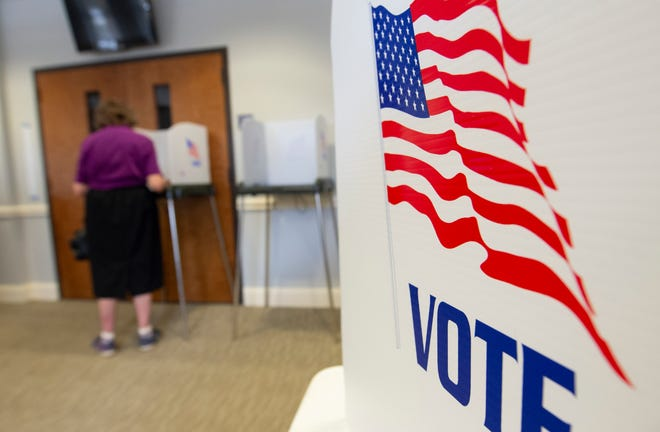 Mississippians in four legislative districts head to the polls Tuesday, six weeks before the general election, for special elections.