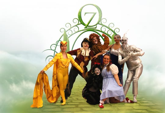 """Dorothy in the Emerald City"" is an adaptation of ""The Wizard of Oz"" presented by Ballet Arts of Jackson."