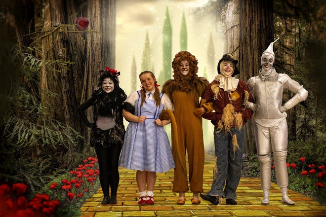 """""""Dorothy in the Emerald City"""" will have two performances next weekend at the Carl Perkins Civic Center."""