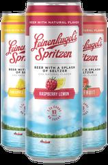 Leinenkugel's Spritzen is more than a hard seltzer. It's beer with a splash of seltzer.
