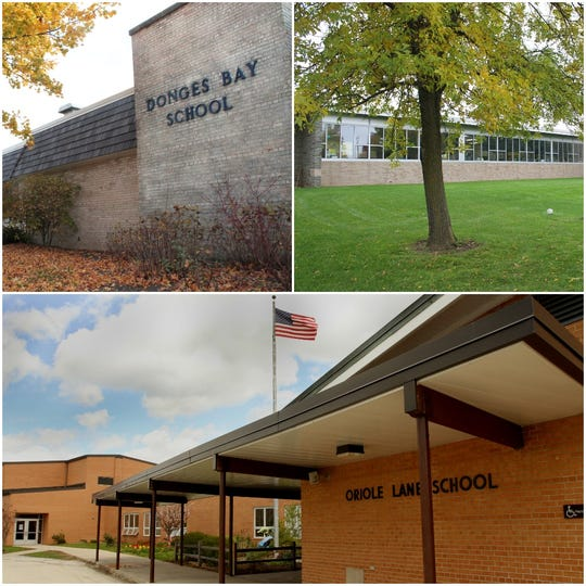 Additions to classrooms at the Mequon-Thiensville School District's Donges Bay, Wilson and Oriole Lane Elementary Schools would happen if a $55.7 million referendum is approved April 7.